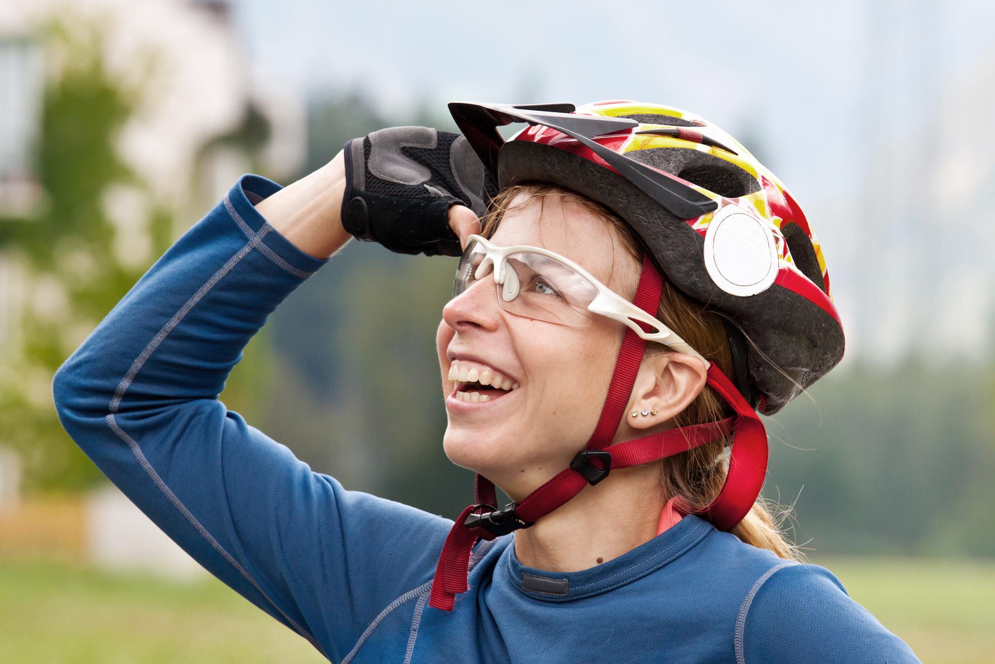 Sportbrille mit Sehstärke